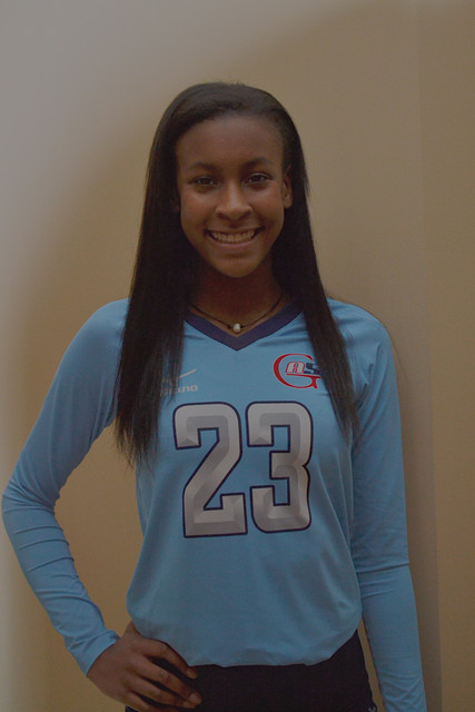 GA5 Volleyball Club 2018:  Sydney Bibby