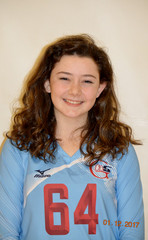 GA5 Volleyball Club 2018:  #64 Morgan Jones