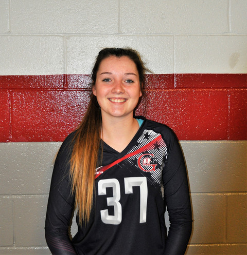 GA5 Volleyball Club 2018:  Brittany Best