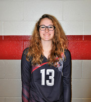 GA5 Volleyball Club 2018:  #13 Anna Wylie