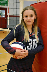 GA5 Volleyball Club 2018:  #36 Niki Landry (Niki)