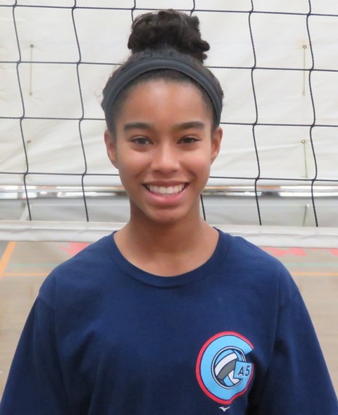 GA5 Volleyball Club 2019:  Kayla Rowland