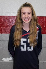 A5 Gwinnett Volleyball Club 2020:  #53 Mattie McDougald
