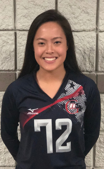 GA5 Volleyball Club 2019:  Mindy Ou