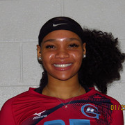 A5 Gwinnett Volleyball Club 2020:  #25 Alexa Odabi