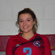 A5 Gwinnett Volleyball Club 2020:  #3 Grace Adams