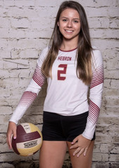 A5 Gwinnett Volleyball Club 2020:  #52 Emma Reinhardt